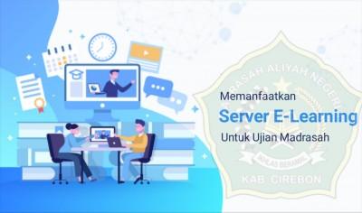 Sosialisasi Ujian Madrasah (UM) MAN 4 Cirebon Tahun Pelajaran 2020/2021