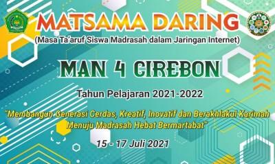 MATSAMA DARING MAN 4 CIREBON TP. 2021-2022