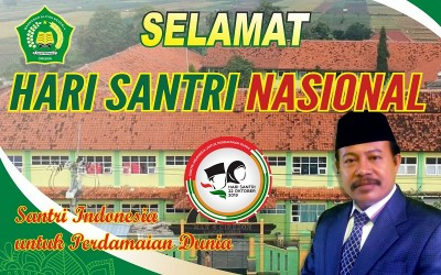Sukses !!!. Semarak Hari Santri Nasional MAN 4 Cirebon Tahun 2019