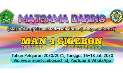MATSAMA DARING MAN 4 CIREBON TP. 2020-2021