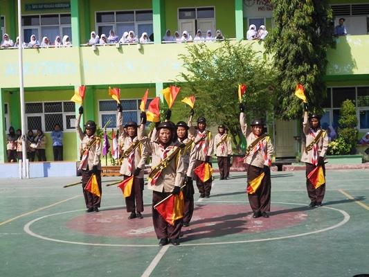 Pramuka MAN 4 Cirebon